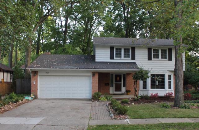 3624 Frederick Drive, Ann Arbor, MI 48105 (MLS #3252255) :: Berkshire Hathaway HomeServices Snyder & Company, Realtors®
