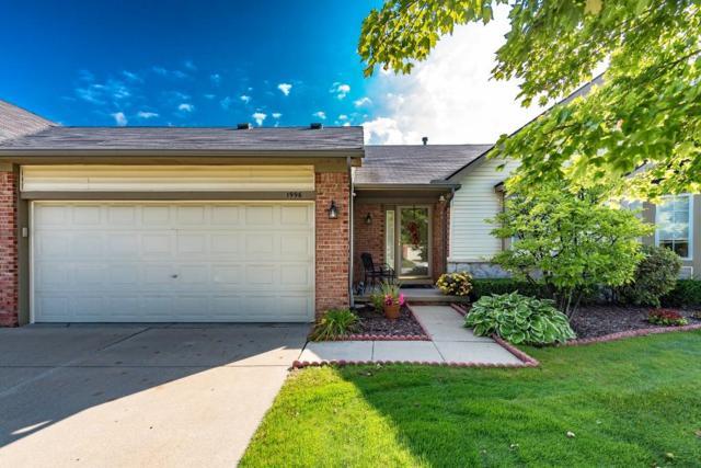 1996 Wexford Drive, Ypsilanti, MI 48198 (MLS #3252262) :: Berkshire Hathaway HomeServices Snyder & Company, Realtors®