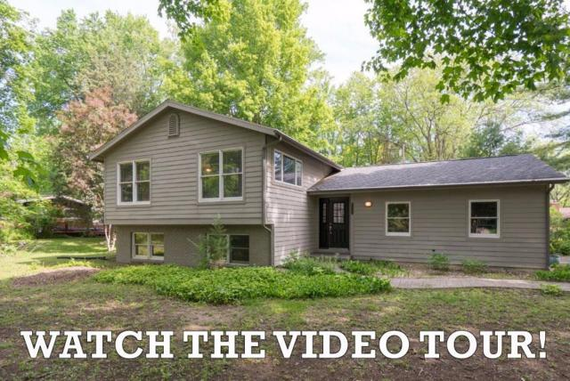 3820 W Loch Alpine Drive, Ann Arbor, MI 48103 (MLS #3252351) :: The Toth Team