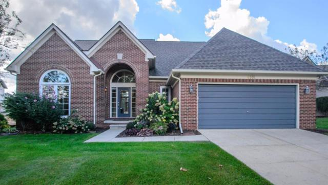 4140 Persimmon Drive, Ypsilanti, MI 48197 (MLS #3252436) :: The Toth Team