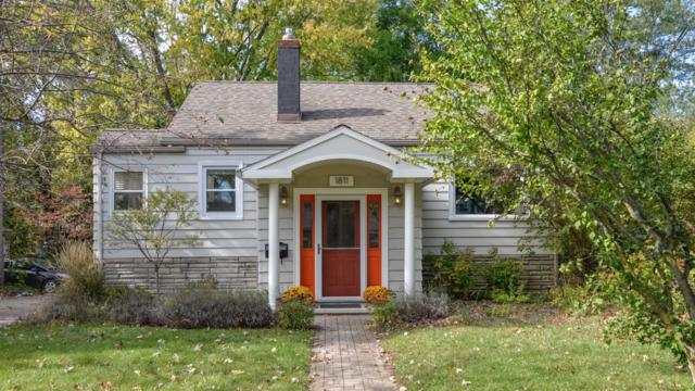 1811 Pontiac Trail, Ann Arbor, MI 48105 (MLS #3252697) :: The Toth Team