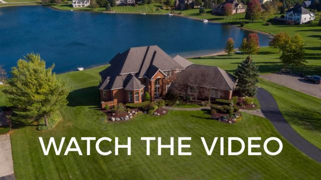 9295 Sunset Lake Drive, Saline, MI 48176 (MLS #3252728) :: Berkshire Hathaway HomeServices Snyder & Company, Realtors®