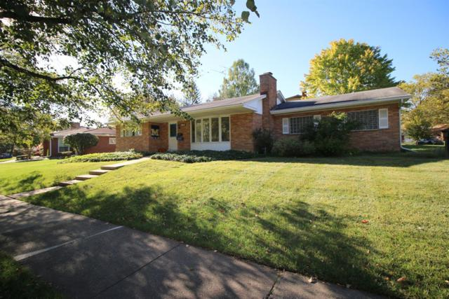 1706 Waltham Drive, Ann Arbor, MI 48103 (MLS #3252766) :: The Toth Team