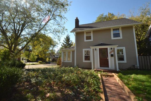 1616 Packard Street, Ann Arbor, MI 48104 (MLS #3253050) :: Berkshire Hathaway HomeServices Snyder & Company, Realtors®