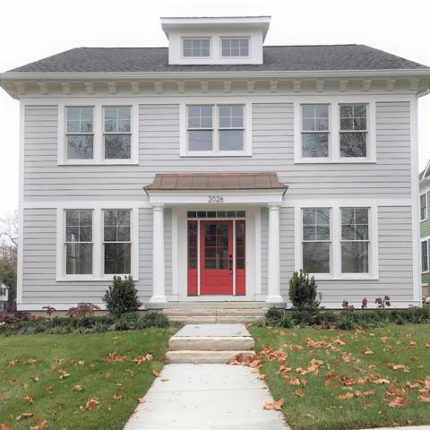 2026 Geddes Avenue, Ann Arbor, MI 48104 (MLS #3253238) :: Berkshire Hathaway HomeServices Snyder & Company, Realtors®
