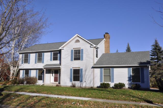 1120 Fairmount Drive, Ann Arbor, MI 48105 (MLS #3253433) :: The Toth Team