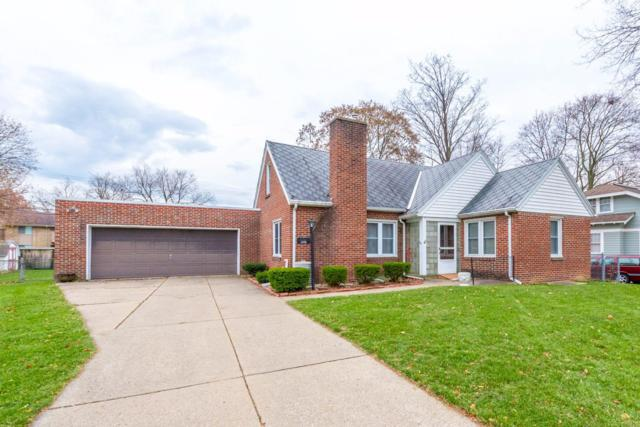 1478 Marlborough Drive, Ann Arbor, MI 48104 (MLS #3253498) :: The Toth Team