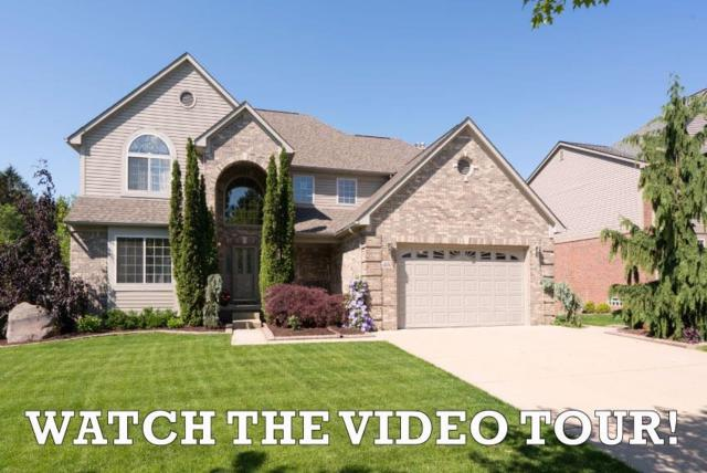 410 Fairways Lane, Chelsea, MI 48118 (MLS #3254302) :: Berkshire Hathaway HomeServices Snyder & Company, Realtors®