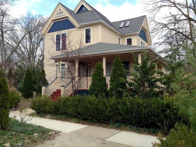742 Gott Street, Ann Arbor, MI 48103 (MLS #3254345) :: The Toth Team