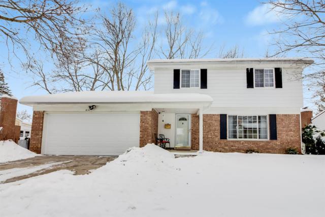 414 Eastlook Drive, Saline, MI 48176 (MLS #3254385) :: Berkshire Hathaway HomeServices Snyder & Company, Realtors®