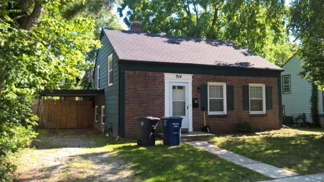 914 Sylvan Avenue, Ann Arbor, MI 48104 (MLS #3254443) :: Berkshire Hathaway HomeServices Snyder & Company, Realtors®