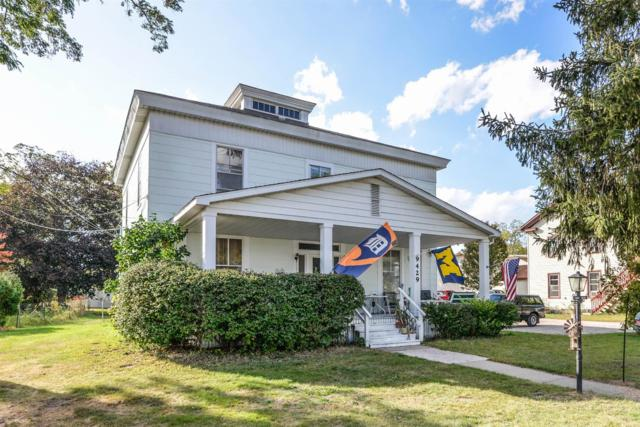 9429 Main Street, Whitmore Lake, MI 48189 (MLS #3254952) :: Berkshire Hathaway HomeServices Snyder & Company, Realtors®