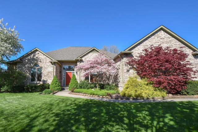 1718 Bent Pine Court, Ann Arbor, MI 48108 (MLS #3254979) :: The Toth Team