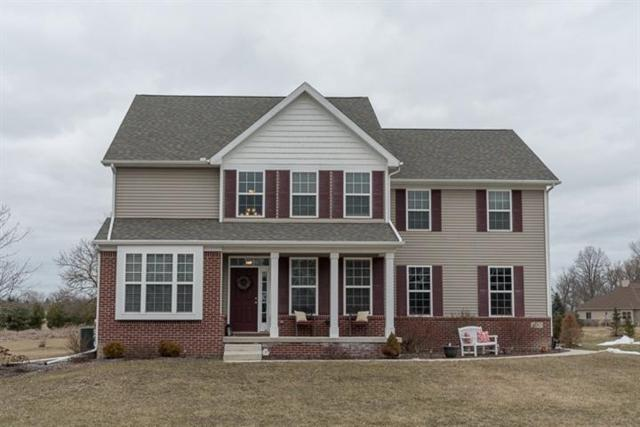 4780 Meridian Court, Saline, MI 48176 (MLS #3255004) :: The Toth Team