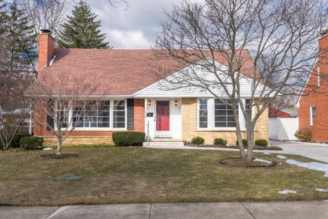 1632 Marian Avenue, Ann Arbor, MI 48103 (MLS #3255033) :: The Toth Team