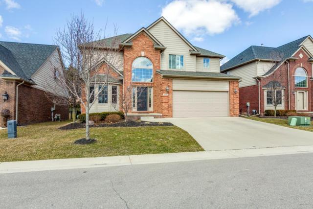 9393 Village Manor Drive, Plymouth, MI 48170 (MLS #3255496) :: Berkshire Hathaway HomeServices Snyder & Company, Realtors®