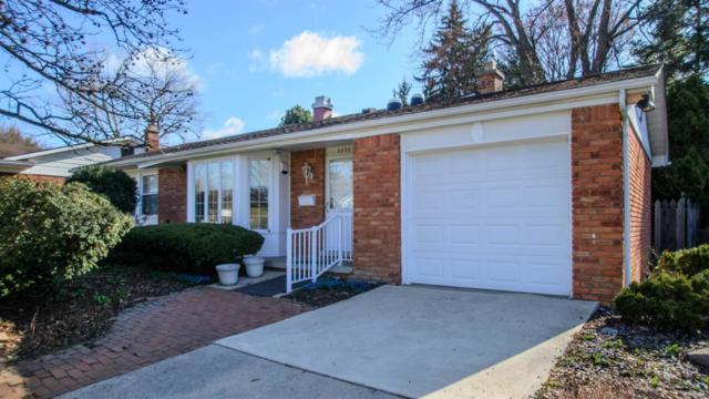 2236 Prairie Street, Ann Arbor, MI 48105 (MLS #3256058) :: Berkshire Hathaway HomeServices Snyder & Company, Realtors®
