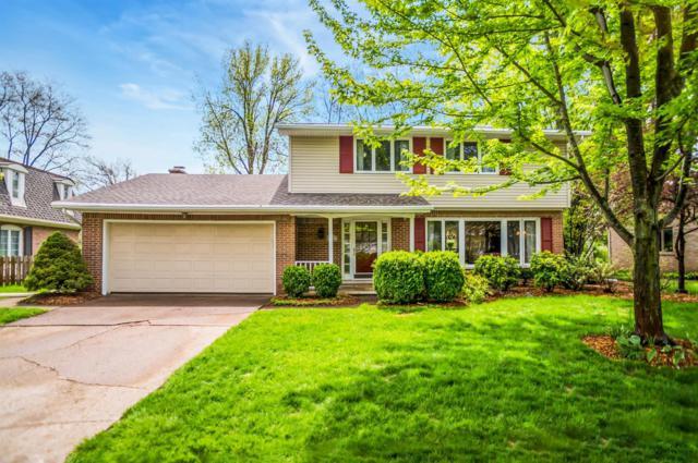 2153 Delaware Drive, Ann Arbor, MI 48103 (MLS #3256938) :: Berkshire Hathaway HomeServices Snyder & Company, Realtors®