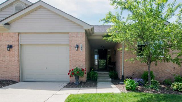 633 Bristol Drive, Chelsea, MI 48118 (MLS #3257696) :: Berkshire Hathaway HomeServices Snyder & Company, Realtors®