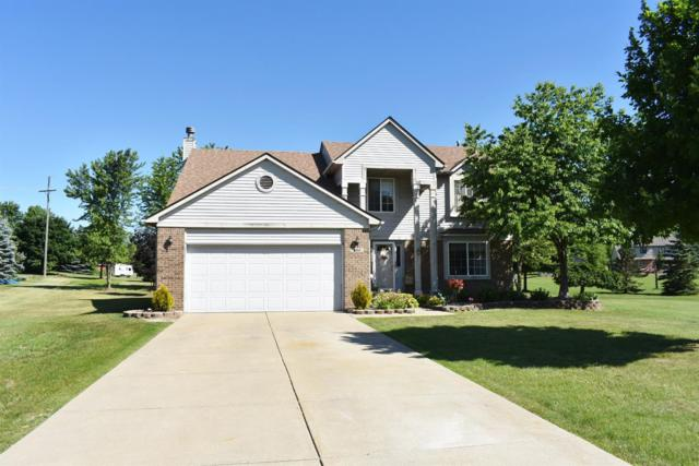 9203 Fieldstone Court, Saline, MI 48176 (MLS #3257733) :: Berkshire Hathaway HomeServices Snyder & Company, Realtors®