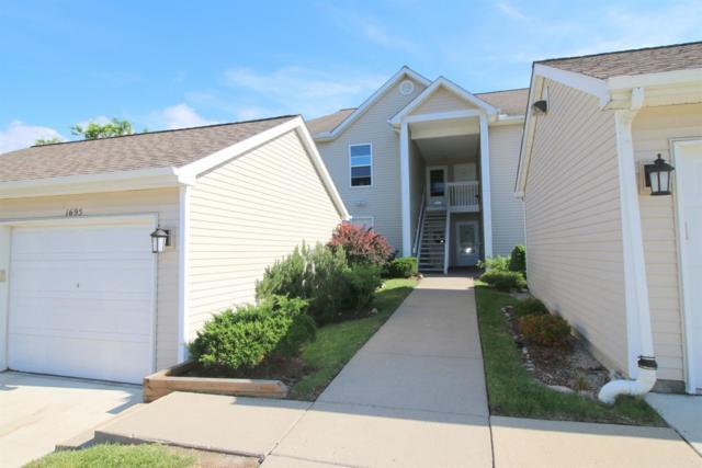 1695 Weatherstone Drive, Ann Arbor, MI 48108 (MLS #3257788) :: Berkshire Hathaway HomeServices Snyder & Company, Realtors®
