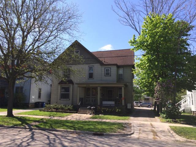 324 E Jefferson Street, Ann Arbor, MI 48104 (MLS #3257814) :: The Toth Team