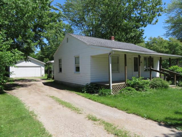 235 South Street, Dundee, MI 48131 (MLS #3257828) :: The Toth Team