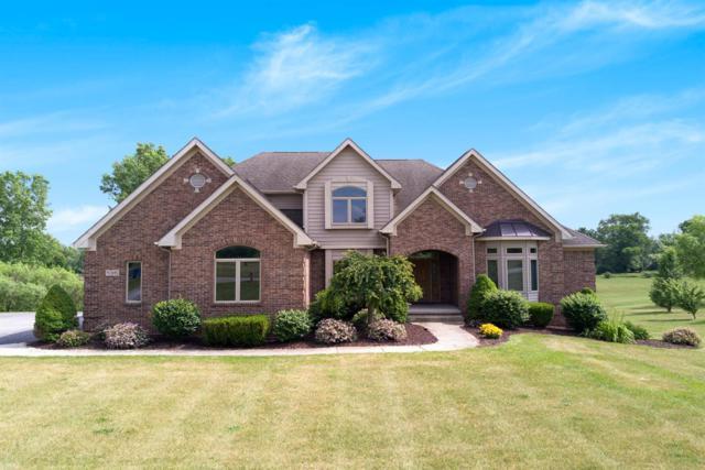 136 Green Hills Drive, Saline, MI 48176 (MLS #3257862) :: Berkshire Hathaway HomeServices Snyder & Company, Realtors®