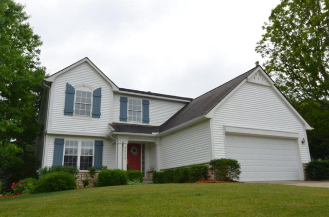 8465 Parkridge Drive, Dexter, MI 48130 (MLS #3257897) :: Berkshire Hathaway HomeServices Snyder & Company, Realtors®