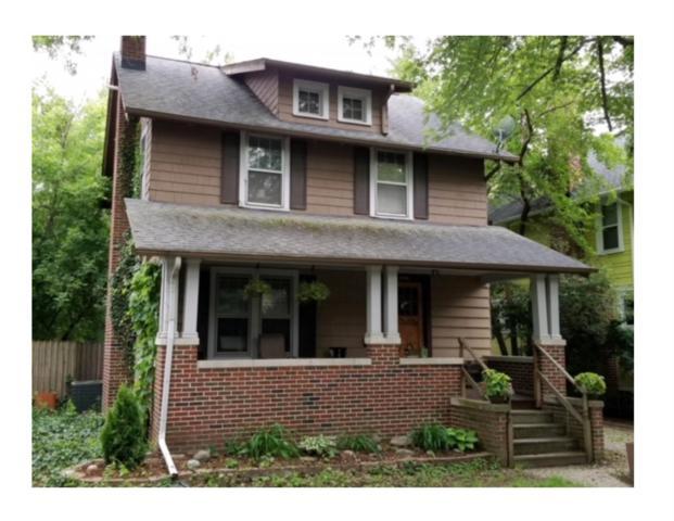 1124 Granger Avenue, Ann Arbor, MI 48104 (MLS #3258033) :: Berkshire Hathaway HomeServices Snyder & Company, Realtors®