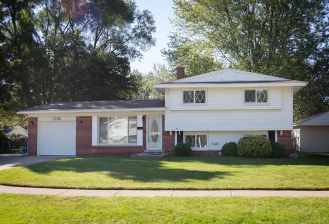 1336 Gault Drive, Ypsilanti, MI 48198 (MLS #3258129) :: Keller Williams Ann Arbor
