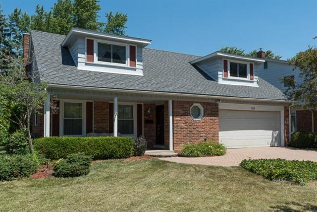 3115 Rumsey Drive, Ann Arbor, MI 48105 (MLS #3258432) :: The Toth Team