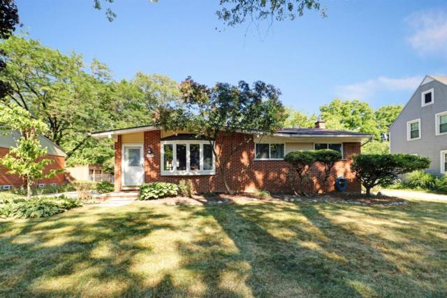444 Evergreen Drive, Ann Arbor, MI 48103 (MLS #3258777) :: Berkshire Hathaway HomeServices Snyder & Company, Realtors®
