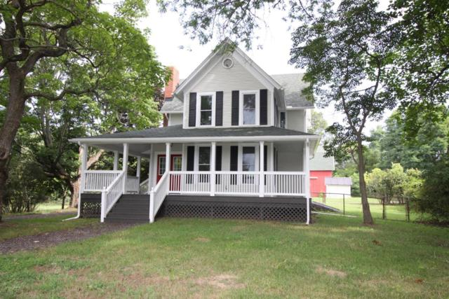 14086 Curtis Road, Grass Lake, MI 49240 (MLS #3259388) :: The Toth Team