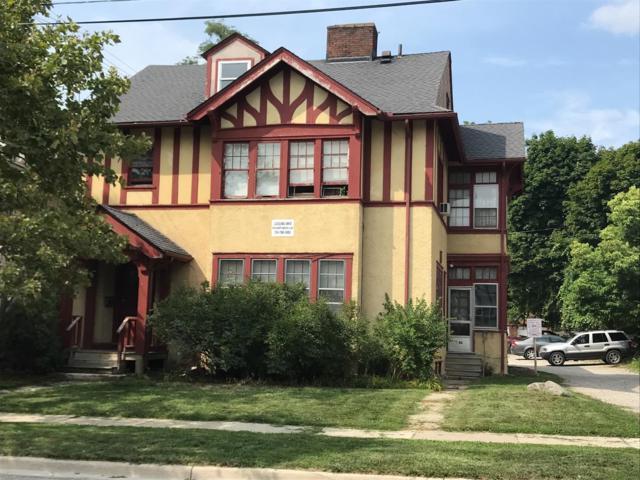 1215 Hill Street, Ann Arbor, MI 48104 (MLS #3259672) :: Berkshire Hathaway HomeServices Snyder & Company, Realtors®