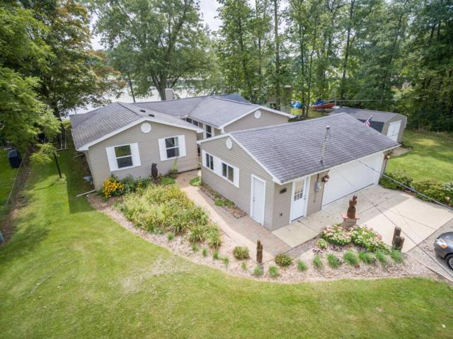 585 Norvell Beach Drive, Brooklyn, MI 49230 (MLS #3259760) :: The Toth Team