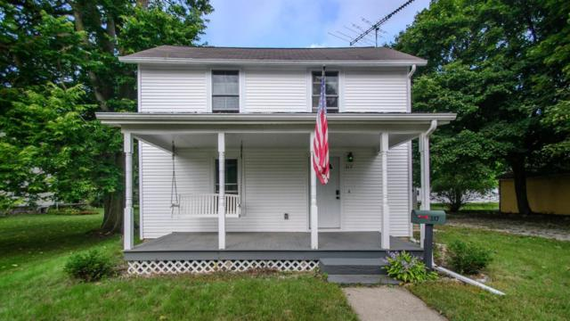 317 N Pearl, Tecumseh, MI 49286 (MLS #3260287) :: The Toth Team