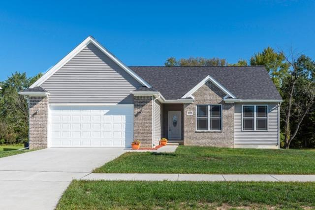 370 Canfield Street, Milan, MI 48160 (MLS #3260307) :: The Toth Team