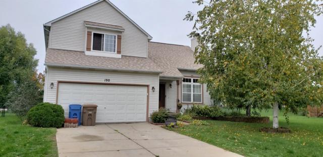 190 Garden Court, Whitmore Lake, MI 48189 (MLS #3260529) :: Keller Williams Ann Arbor