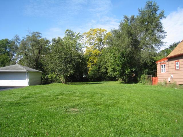 124 S Hamilton Street, Ypsilanti, MI 48197 (MLS #3260639) :: Berkshire Hathaway HomeServices Snyder & Company, Realtors®