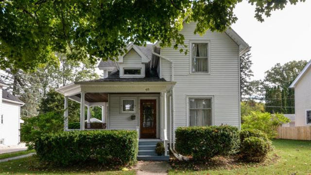 419 Madison Street, Chelsea, MI 48118 (MLS #3260816) :: Keller Williams Ann Arbor
