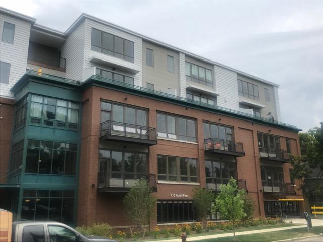 410 N First Street #105, Ann Arbor, MI 48103 (MLS #3260873) :: Keller Williams Ann Arbor