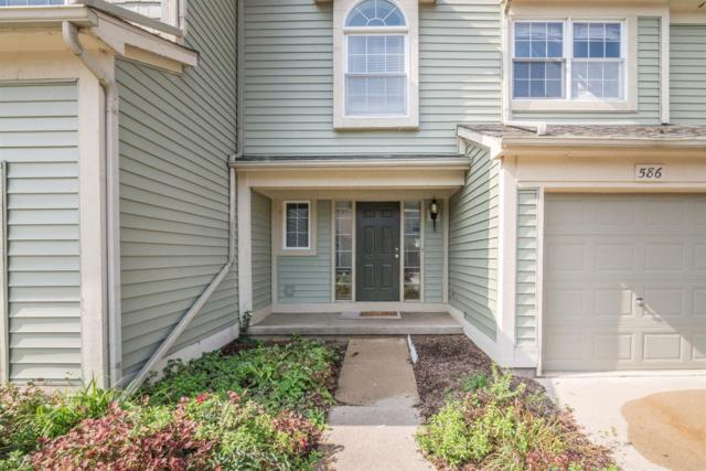 586 Liberty Pointe Drive, Ann Arbor, MI 48103 (MLS #3260874) :: The Toth Team