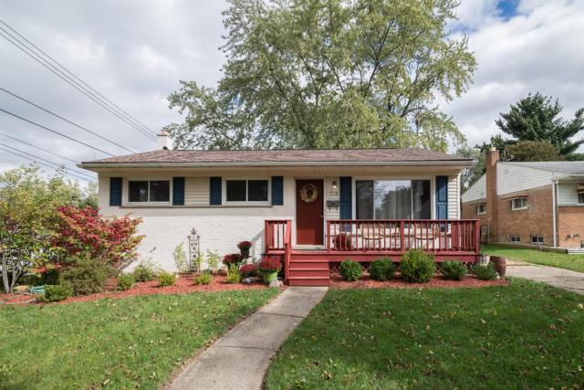 1329 Borgstrom Avenue, Ypsilanti, MI 48198 (MLS #3260891) :: Keller Williams Ann Arbor