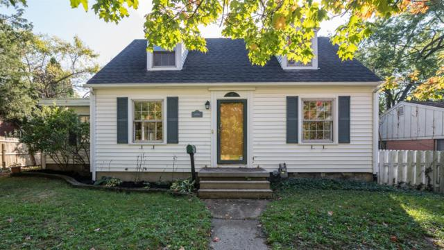 2209 Dexter Avenue, Ann Arbor, MI 48103 (MLS #3260894) :: The Toth Team