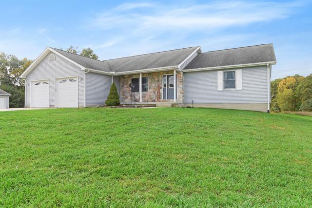 4716 Sage Drive, Grass Lake, MI 49240 (MLS #3260936) :: Berkshire Hathaway HomeServices Snyder & Company, Realtors®