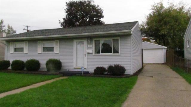 1236 E Clark Road, Ypsilanti, MI 48198 (MLS #3260956) :: Keller Williams Ann Arbor