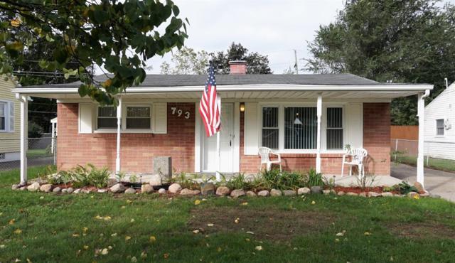 793 E Grand Boulevard, Ypsilanti, MI 48198 (MLS #3260993) :: Keller Williams Ann Arbor