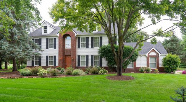 3090 Burr Stone Court, Saline, MI 48176 (MLS #3261013) :: Berkshire Hathaway HomeServices Snyder & Company, Realtors®