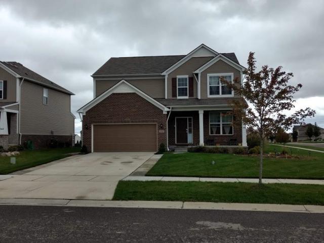 29996 Macintosh Lane, New Hudson, MI 48165 (MLS #3261043) :: Keller Williams Ann Arbor